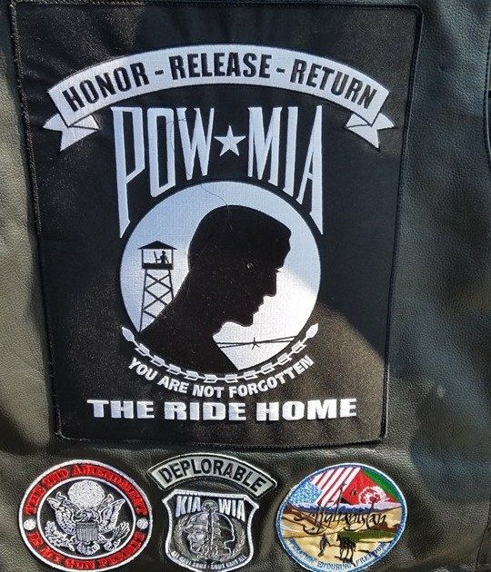 Ann M. Wolf Honor Release Return Vest