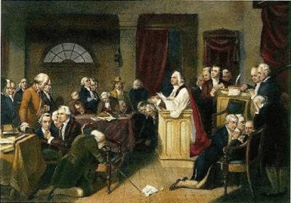 bill of rights & founding fathers
