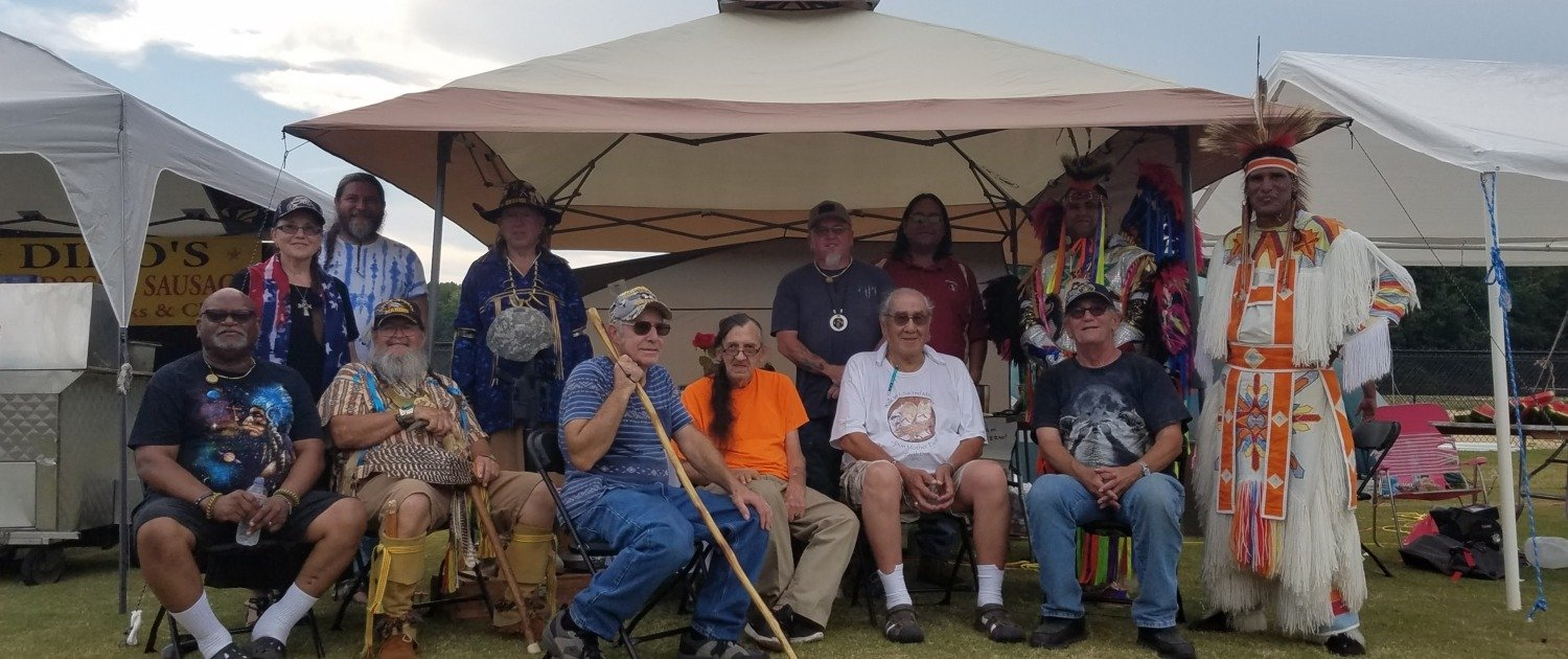 Strong Sun PowWow with Nam Vets