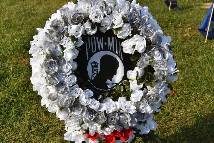 POW MIA Wreath