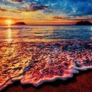 Healing & Recovery Ocean Tide