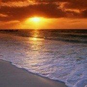 Healing & Recovery Ocean Sunrise