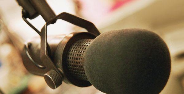 Mic Ann on Radio & TV